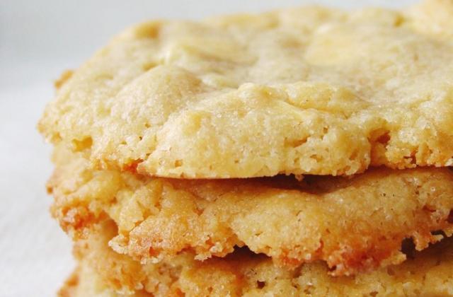 Cookies au chocolat blanc - Photo par missco13