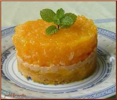 Dessert fruité à la papaye - Photo par rudell