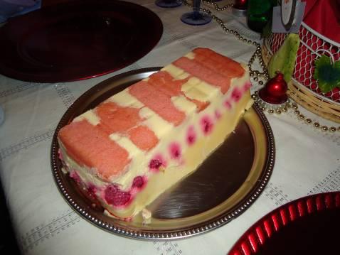 Mon gâteau de Noël champenois - Photo par Chef Damien