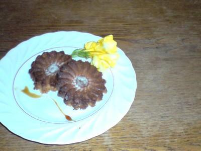 Gâteau au yaourt sans oeuf - Photo par themel