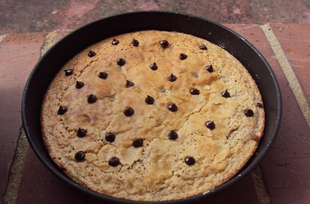 Gâteau à la noisette - Photo par isouiiillle