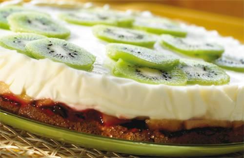 Gâteau aux fruits - Photo par Philadelphia