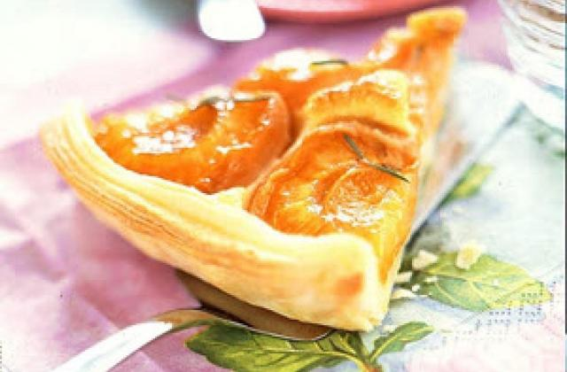 Tarte fine aux Abricots - Photo par St Mamet