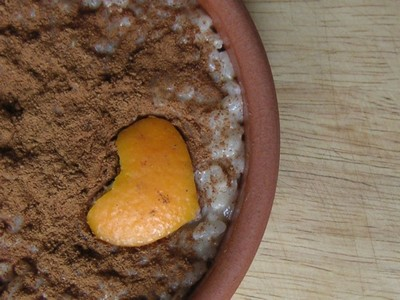Riz au lait à l'espagnole - Photo par juanitn