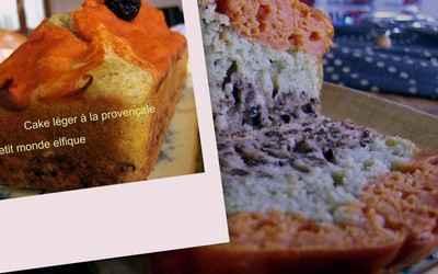 Cake léger à la provençale - Photo par robmarx
