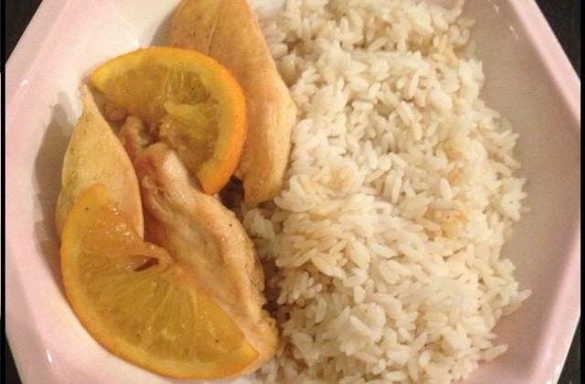 Poulet à l'orange (facile) - Photo par Membre_495266