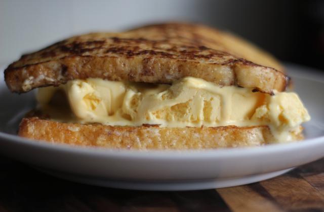 12 idées de sandwiches glacés à faire à la maison - Photo par 750g