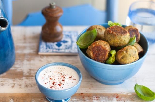 5 chouettes recettes à faire avec du tahini - Photo par Jean Hervé
