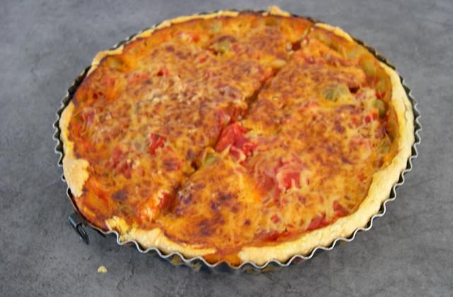 Tarte tomates - Photo par pretys