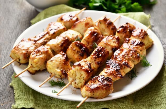 5 recettes faciles avec des blancs de poulet - Photo par 750g