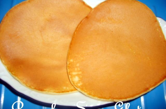Pancakes sans gluten - Photo par adelinaK