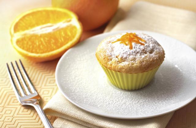 5 muffins avec des fruits de saison - Photo par VirginieL