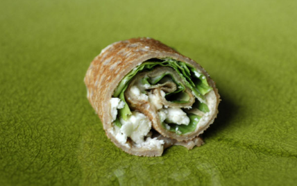 12 recettes de crêpes salées végétariennes - Photo par Pascale Weeks