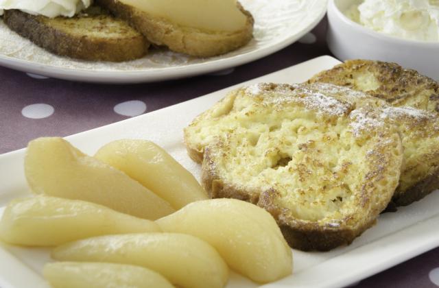 Poire au pain doré - Photo par 750g