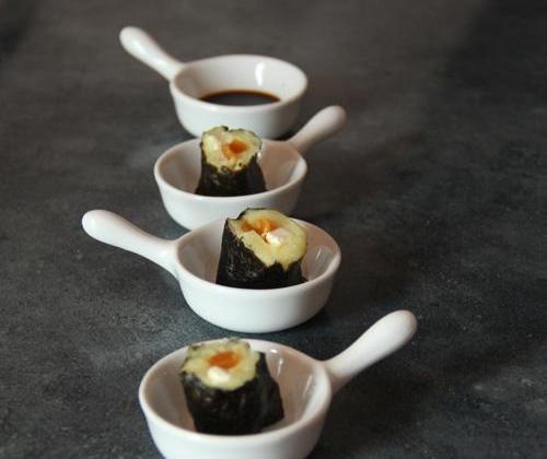 Maki de pommes de terre et abricots - Photo par Orts