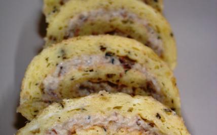 Gâteau roulé... salé ! - Photo par Anaïck