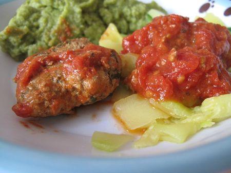 Polpette (boulettes de viande) à la sauce tomate - Photo par Membre_245325