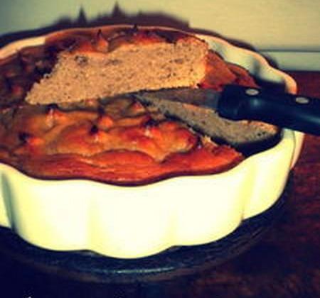 Gâteau à la crème de marrons - Photo par La petite cuisine de Sabine
