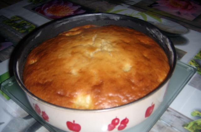Gâteau à la crème fraîche - Photo par bernad8w