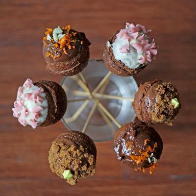 Cake pops facile - Photo par annosh