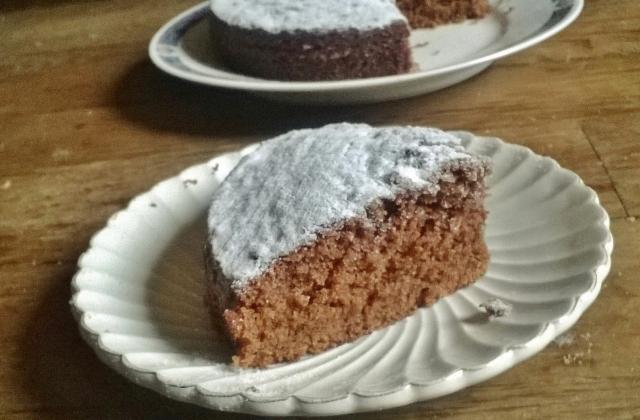Gâteau au chocolat super facile du fond du placard - Photo par 120str