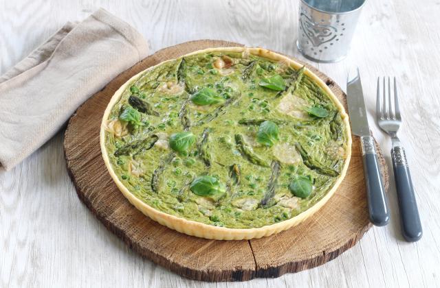 5 quiches végétariennes qui vont concurrencer la quiche lorraine - Photo par Silvia Santucci