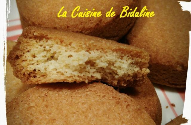 Palets bretons au beurre doux - Photo par Vivie-Biduline