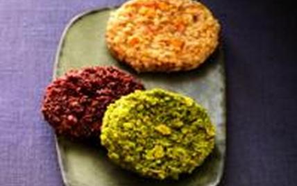 Cabécous du Périgord aux trois couleurs - Photo par Fromages de Chèvre