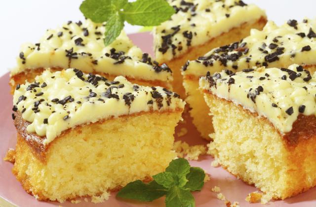 Gâteau tout citron - Photo par 750g