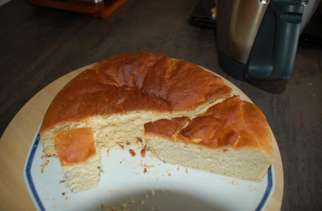 Brioche Thermomix - Photo par goux-hequet