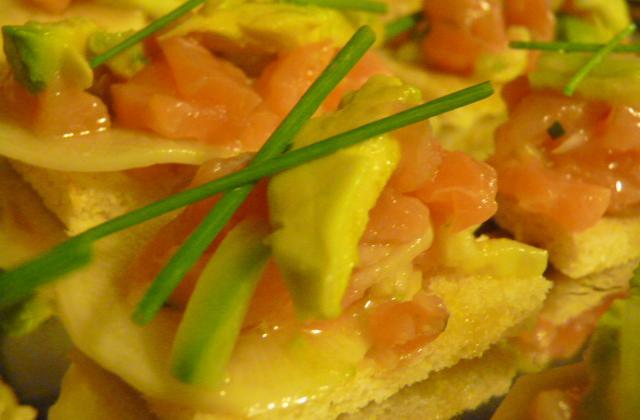 Saumon mariné simple et facile - Photo par roseol