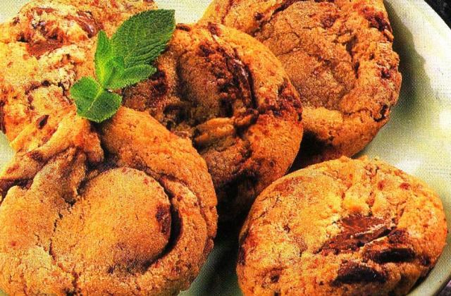 Cookies au chocolat rapides - Photo par remydup