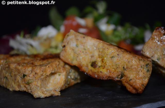 Kefta de poulet et courgette - Photo par mizzzz