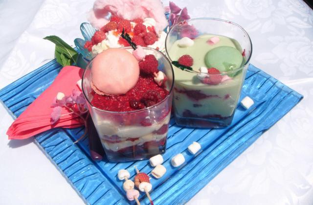 Rèves de framboises - Photo par prunee