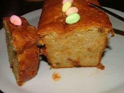 Cake à la patate douce - Photo par joebot