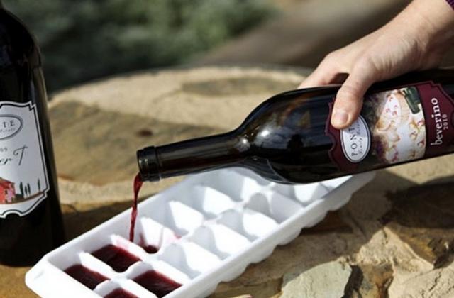 Nos astuces pour ne plus gâcher vos fonds de bouteilles - Photo par Bérengère