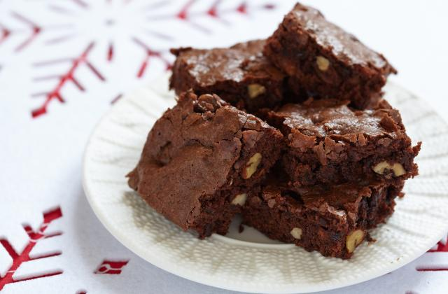 La recette des Brownies faciles - Photo par 750g