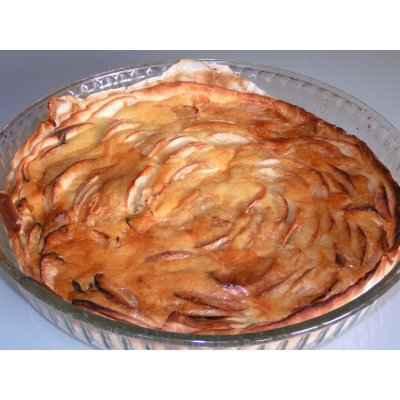 Tarte aux pommes 'Dédette' - Photo par simone1
