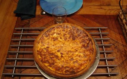 Tarte aux 3 fromages de montagne - Photo par selfin