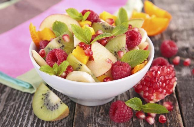 Les 10 fruits pour garder la ligne - Photo par 750g