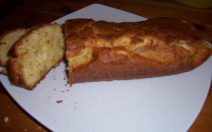 Cake au crabe et à la ciboulette - Photo par 750g