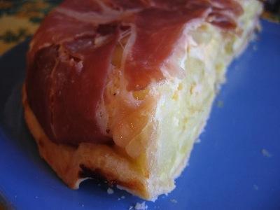 Raclette façon tatin - Photo par christgOm