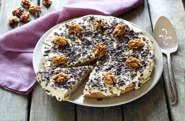 Gâteau au noix facile - Photo par Silvia Santucci