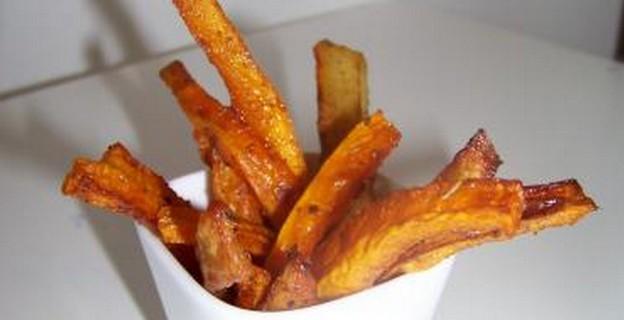 10 recettes de frites qui changent - Photo par Marie-Rose Dominguès