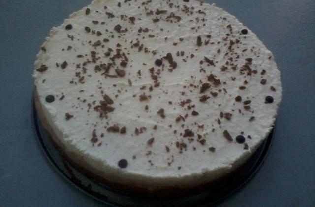 Gâteau aux 3 chocolats économique - Photo par oumanaj