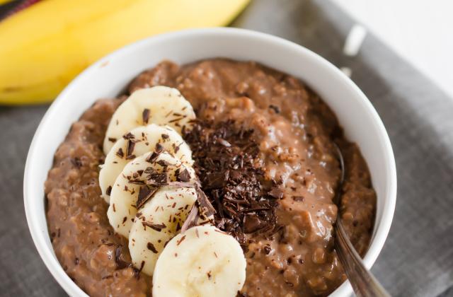 5 idées de recettes pour manger du porridge au petit déjeuner - Photo par 750g
