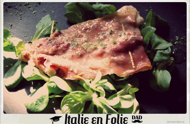 Saltimbocca de veau ou escalopes à l'italienne - Photo par kroline