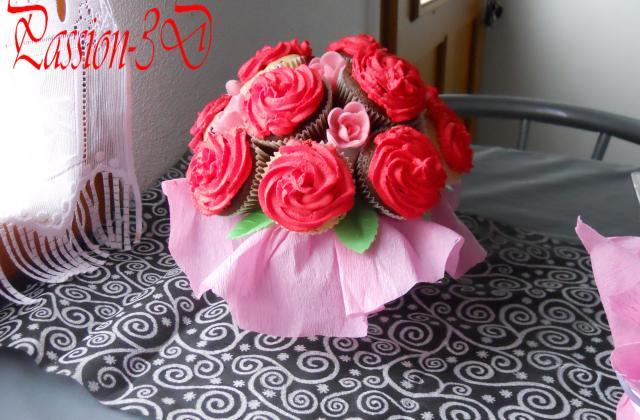 Bouquet Saint Valentin - Photo par passion-3D