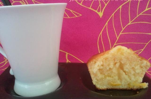 Petits moelleux au citron - Photo par jesscu