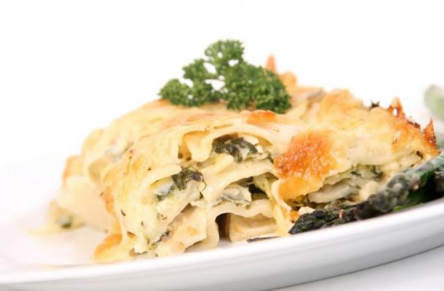 Lasagnes aux légumes - Photo par Gauwberg